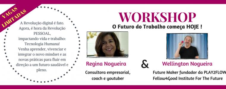 Workshop O Futuro do Trabalho Começa Hoje